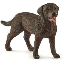 SCHLEICH LABRADOR BROWN DOG