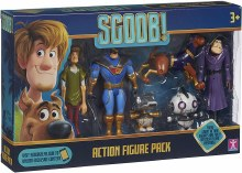 SCOOBY MULTIPACK FIGURES