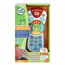 SCOUTS LEARNING LIGHTS REMOTE
