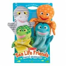 SEA LIFE HAND PUPPETS
