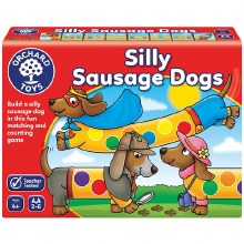 SILLY SAUSAGE DOGS