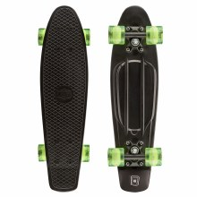 SKATEBOARD XOOTZ BLACK LED