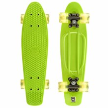SKATEBOARD XOOTZ GREEN LED