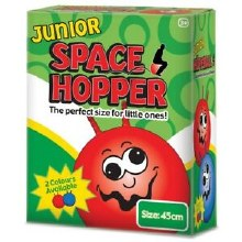 SPACE HOPPER RED
