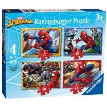 SPIDER-MAN 4 IN A BOX