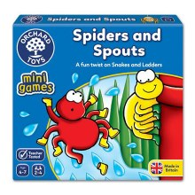 SPIDERS AND SPROUTS