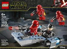STAR WARS SITH TROOPERS BATTLE