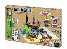 STICKBOT PIRATE MOVIE SET
