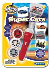 SUPER CARS TORCH & PROJECTOR