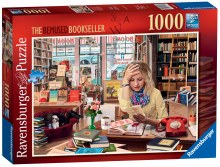THE BEMUSED BOOK SELLER 1000PC