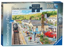 THE COUNTRY STATION 100PC