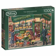THE GREENGROCER 1000 PCE
