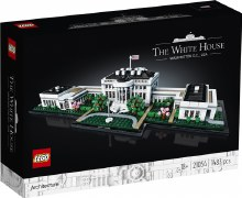 THE WHITE HOUSE ARCHITECTURE