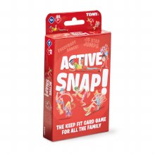 TOMY ACTIVE SNAP ARD GAME 4+