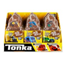 TONKA METAL MOVERS MUD RESCUE