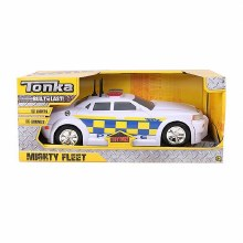 TONKA POLICE MIGHTY FLEET