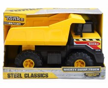 TONKA STEEL MIGHTY DUMP TRUCK