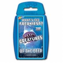 TOP TRUMPS CREATURES OF DEEP