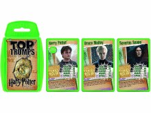 TOP TRUMPS HP DEATHLY  HALLOWS