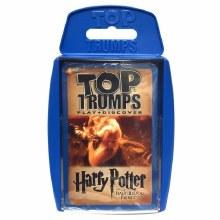 TOP TRUMPS HP HALF BLOOD PRINC