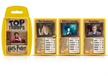 TOP TRUMPS HP ORDER OF THE PHO