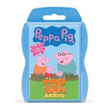 TOP TRUMPS PEPPA PIG JUNIOR