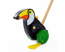 TOUCAN PUSH ALONG