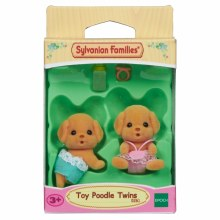 TOY POODLE  TWINS SET