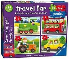 TRAVEL FAR 2,3,4 & 5 PCS