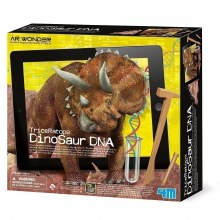 TRICERATOPS DNA