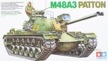 U.S . M48A3  PATTON