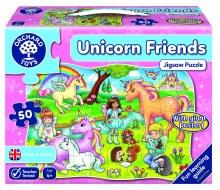 UNICORN FRIENDS PUZZLE 50 PCE