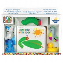VHC BATH BOOK & SQUIRTY GIFT