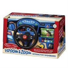 VROOM & ZOOM INTERACTIVE DASH