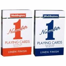 WADDINGTONS CARDS