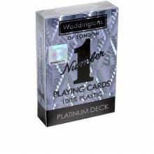 WADDINGTONS PLATINUM CARDS