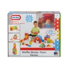 WAFFLE BLOCKS FARM