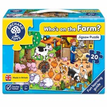 WHO IS ON THE FARM