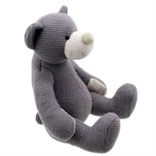 WILBERRY BEAR GREY LARGE