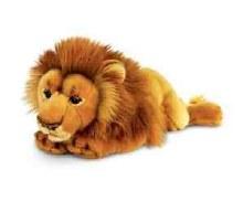 WILD LION 32CM CUDDLE