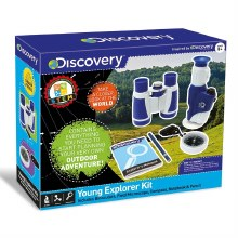 YOUNG EXPLORER SET DISCOVERY