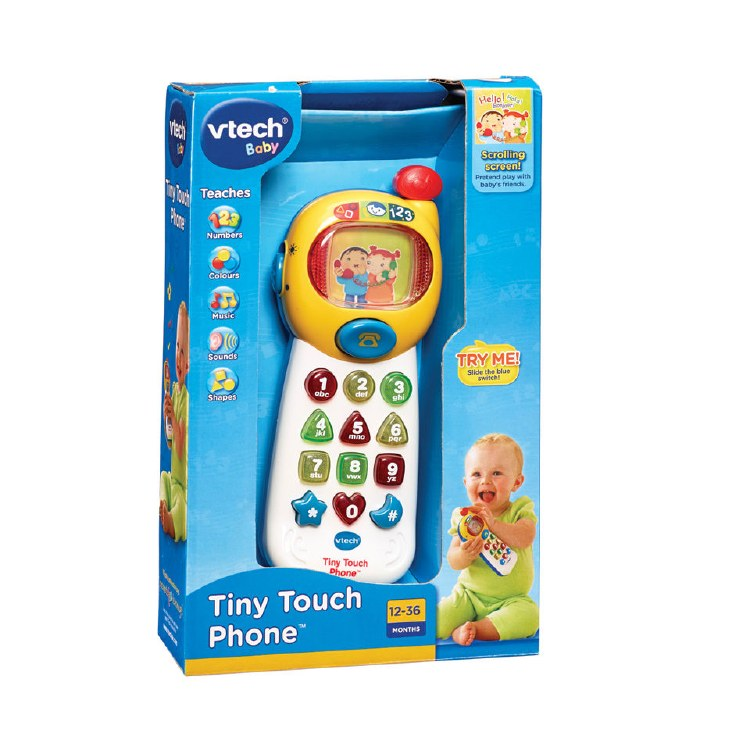 TINY TOUCH PHONE
