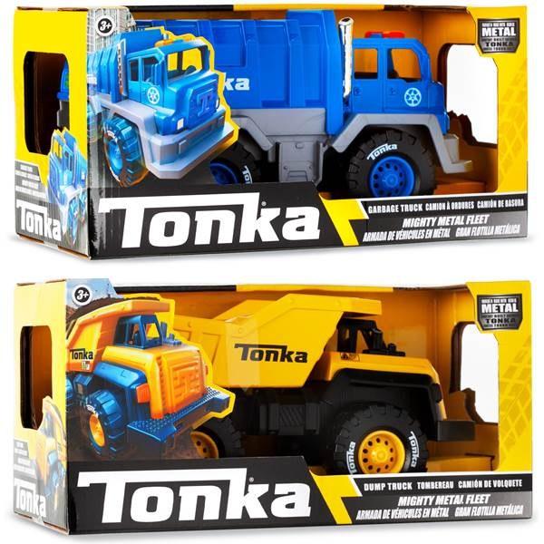 TONKA MIGHTY METAL FLEET