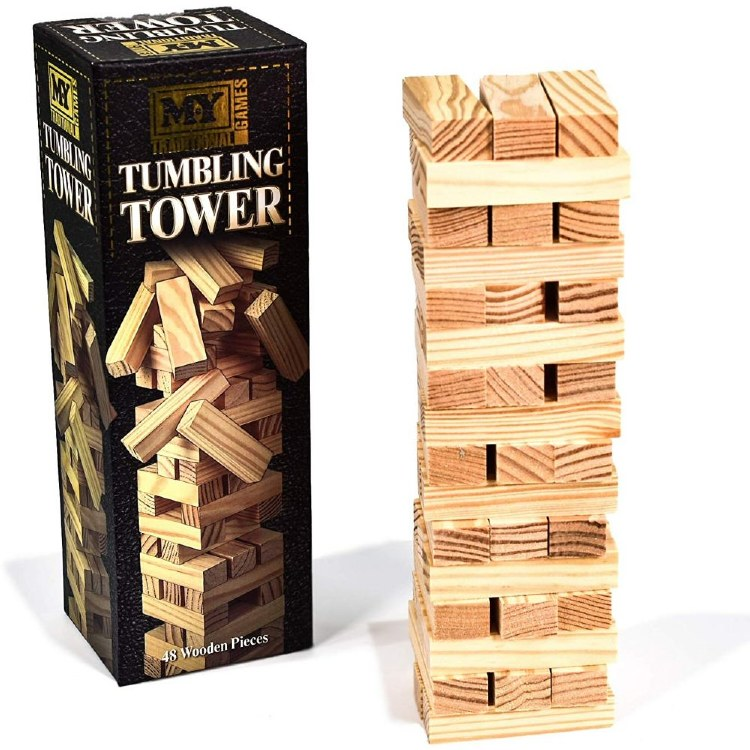 TUMBLING TOWER GAME MY