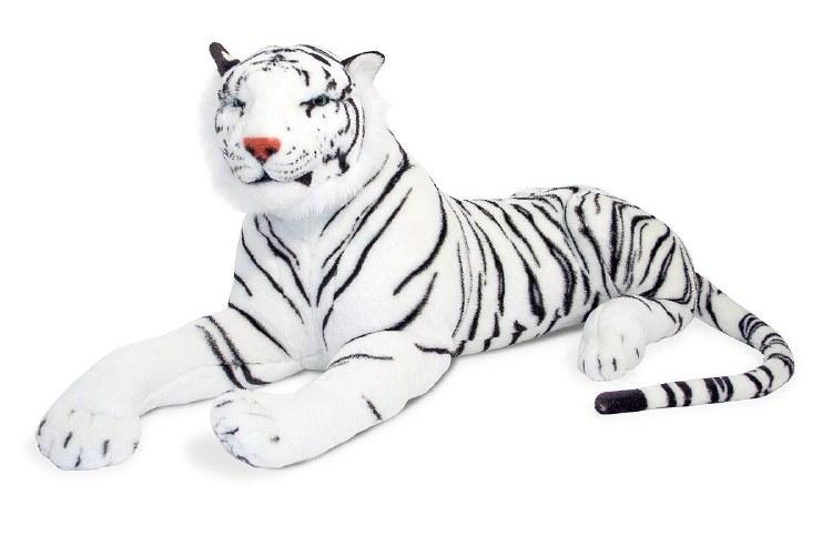 WHITE TIGER GIANT PLUSH