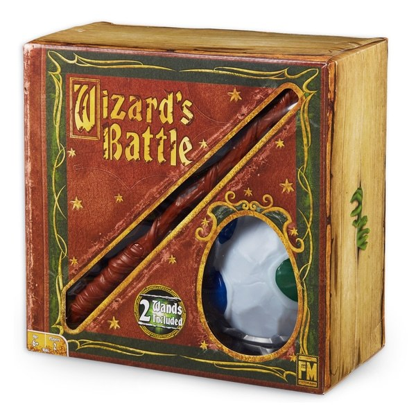 WIZARDS BATTLE GAME