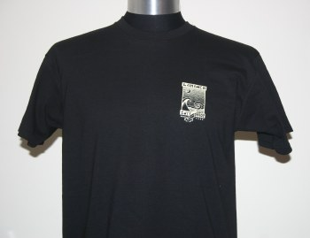 ADULT SHOP TEE PRINT 2 BLACK L