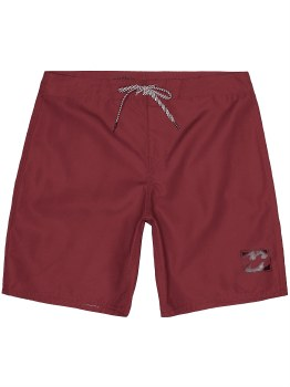 ALL DAY OG SHORTS RED 32
