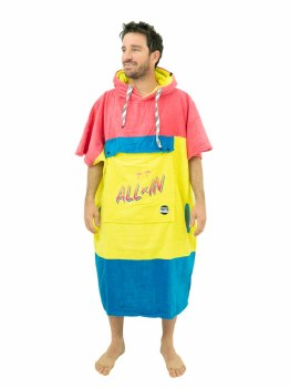 ALL-IN V PONCHO BUMPY THE 90S