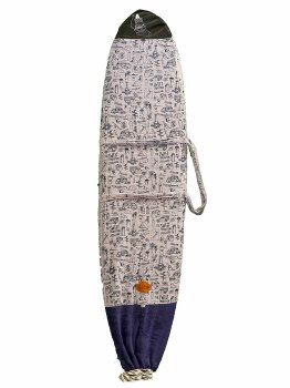 """ALL IN BOARDSOCK 7'3"""" CAMPING SKY/NAVY"""